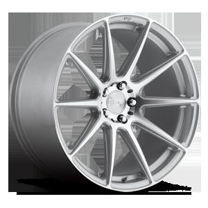 Niche Sport Series Essen - M146 5 Silver & Machined