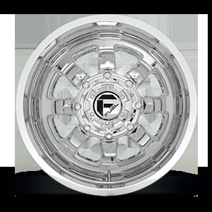 FF09D - 8 Lug Rear 22x8.25 | Polished 8 lug