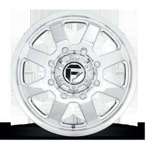 FF09D - 8 Lug Front 22x8.25 | Polished 8 lug