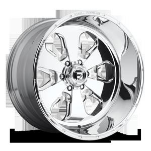Fuel Forged Wheels FF24 - 6 lug 6 Polished