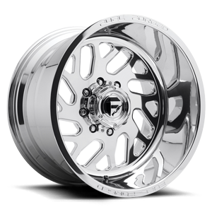 Fuel Dually Wheels FF29D - Super Single Front 8 Polished