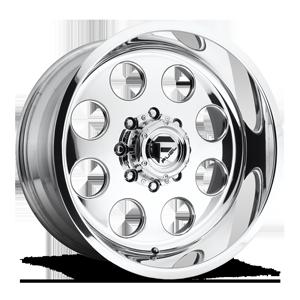 Fuel Forged Wheels FF31 8 Hi Luster Polished