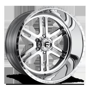 Fuel Forged Wheels FF33 - 6 Lug 6 Polished