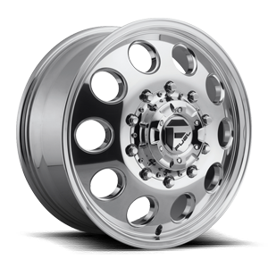 Fuel Dually Wheels FF31D - 10 Lug Front 10 Polished