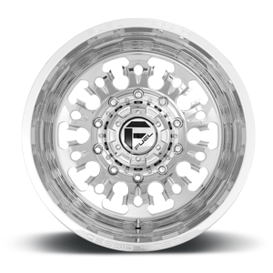 FF38D - 10 Lug Rear Polished 10 lug