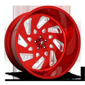 Fuel Forged Wheels FF40 - 5 Lug 5 Candy Red
