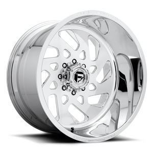 Fuel Forged Wheels FF40 - 8 Lug 8 Polished