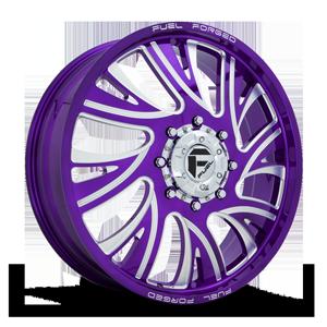 FF41D - Front Candy Purple 8 lug