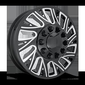 Fuel Dually Wheels FF41D 28 10 28