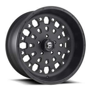 Fuel Forged Wheels FF48 5 Matt Black