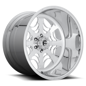 Fuel Forged Wheels FF49 6 Polished