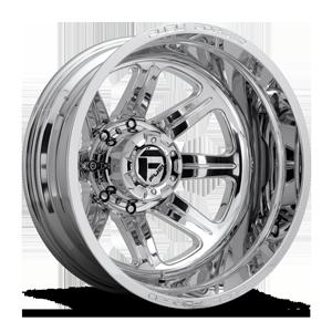 FF57D - Rear Polished 8 lug