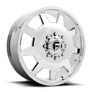 FF82d - Front Polished 8 lug