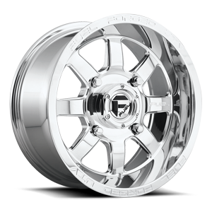 Fuel UTV Wheels Trophy - FF52 - UTV 4 Polished
