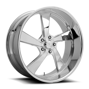 Flare 5 - Precision Series Polished 5 lug