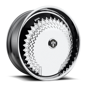 DUB Spinners Flaunt - S819 5 Polished