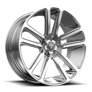 Flex - S254 Chrome 5 lug