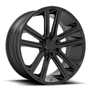 DUB 1-Piece Flex - S256 5 Gloss Black