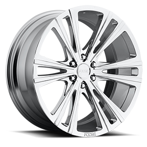 Wedge - F159 Chrome 6 lug