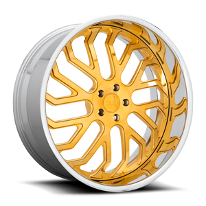 Forked - X125 Candy Gold 5 lug
