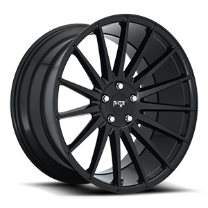 Form - M214 20x10 | Gloss Black 5 lug