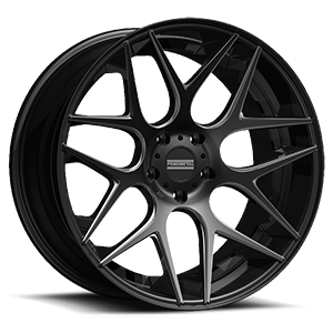 Fondmetal 181 5 Gloss Black Milled