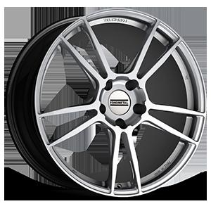Fondmetal 186 5 Gloss Silver