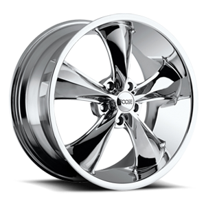 Legend - F105 Chrome 5 lug