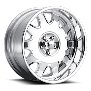 Challenger - F223 Polished 5 lug