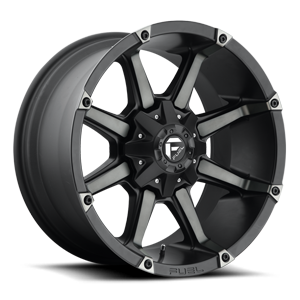 Coupler - D556 Black & Machined with Dark Tint 5 lug