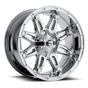 Fuel 1-Piece Wheels Hostage - D530 5 Chrome