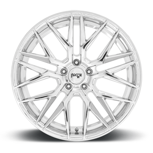 Gamma - M249 Chrome 5 lug