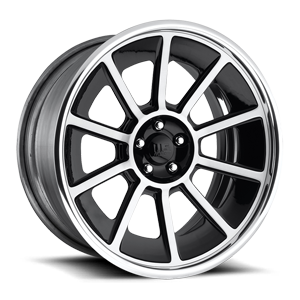 US Mags General - U545 5 Brushed / Gloss Black