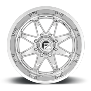 Hammer - D748 Chrome 8 lug