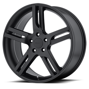 Helo Wheels HE885 5 Satin Black