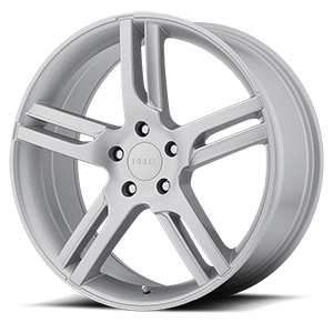 Helo Wheels HE885 5 Silver