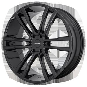 Helo Wheels HE918 6 Gloss Black