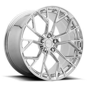 Niche Forged HRC 5 Brushed with Polished Face