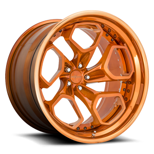 Rotiform HUR-T 5 Brushed Candy Copper