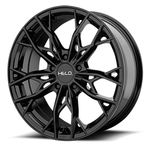 Helo Wheels HE907 5 Gloss Black