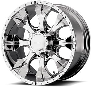 Helo Wheels HE791 MAXX 8 Chrome