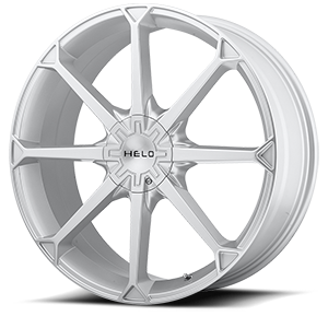 Helo Wheels HE870 5 Silver