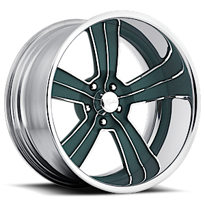 Raceline Wheels Hooligan 5 Green