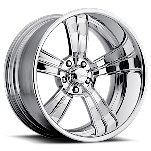 Raceline Wheels Hooligan 5 Polished