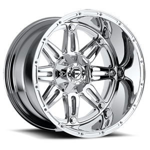 Fuel Deep Lip Wheels Hostage - D530 5 Chrome
