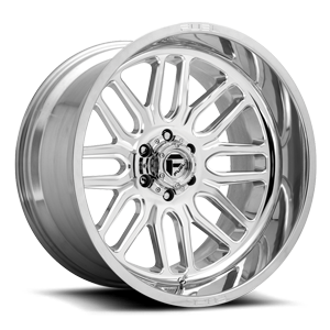 Fuel 1-Piece Wheels Ignite - D721 6 Polished & Milled