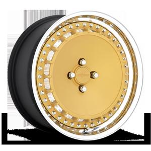 IGS Matte Gold 4 lug