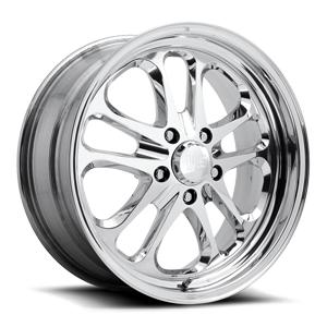 Invader 5 - U448 Polished 5 lug