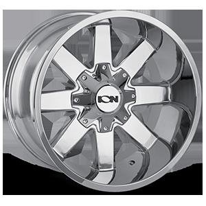 Ion Alloy Wheels 141 6 Chrome