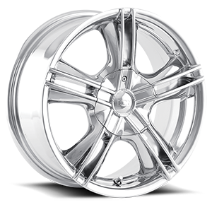 Ion Alloy Wheels 161 4 Chrome